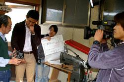 関西テレビ レポート07