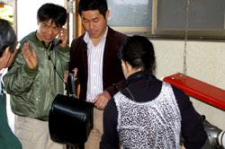 関西テレビ レポート08