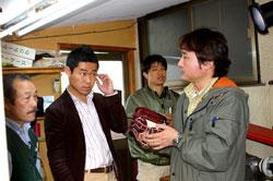 関西テレビ レポート06