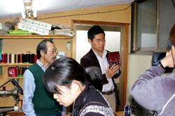 関西テレビ レポート04