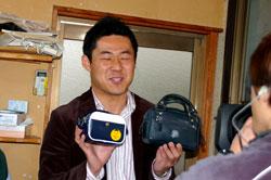 関西テレビ レポート05